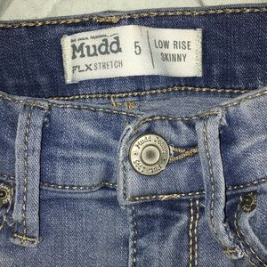 Mudd Jeans - Jean color distressed jeans ⭐️